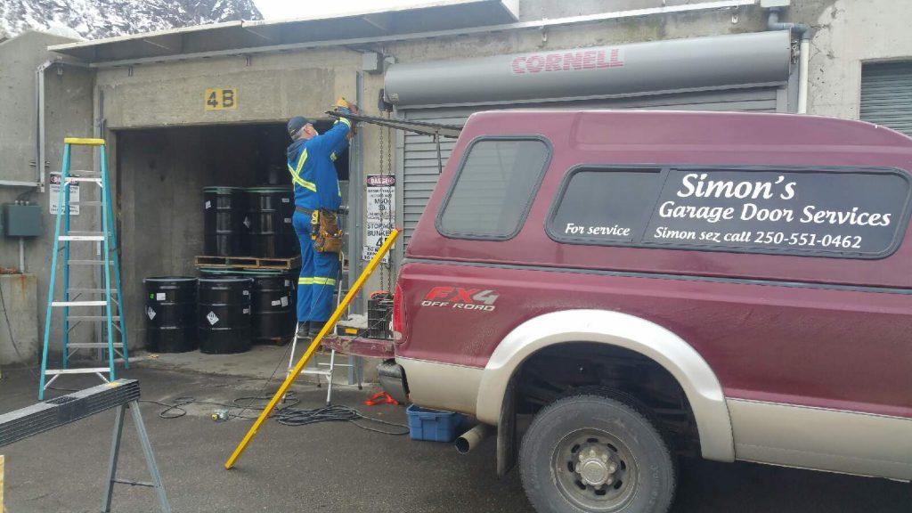 Rolling Steel Door Installation