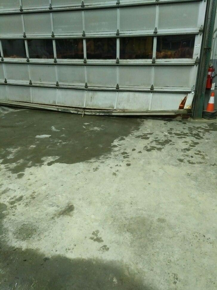 Commercial Door Repair - Inside