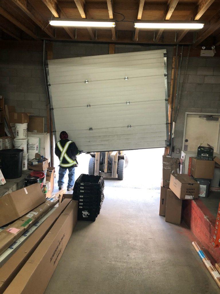Commercial Garage Door Repairs