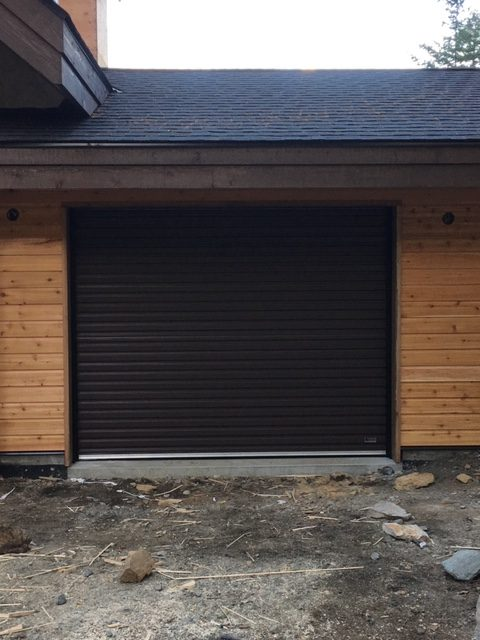 Residential Roll-up Door